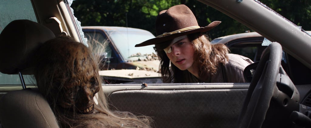 The Walking Dead: Hold Up, Exactly How Old Is Carl Now?