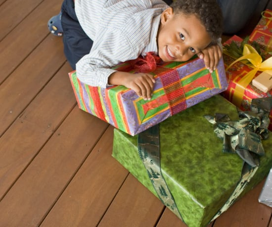 Should Children Open Their Presents Before the Adults?