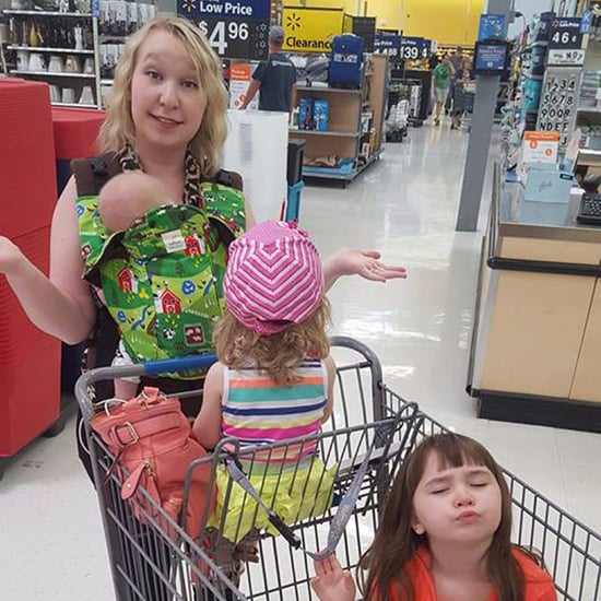 Mom's Response to Stranger in Walmart Who Feels Bad For Her