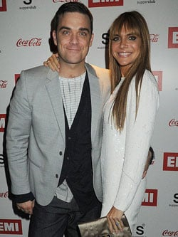 Pictures of Robbie Williams Whose Wedding to Ayda Field Is Planned For Saturday 7 August