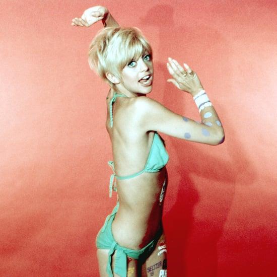 Goldie Hawn Bikini Pictures