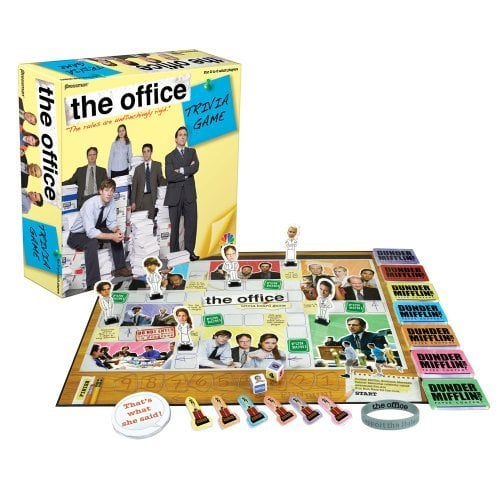 The Office Trivia Game in Tin — The Sequel ($50)