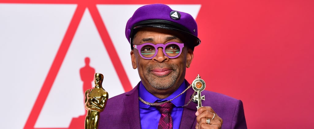 Spike Lee's Funny Quotes Backstage at the Oscars 2019
