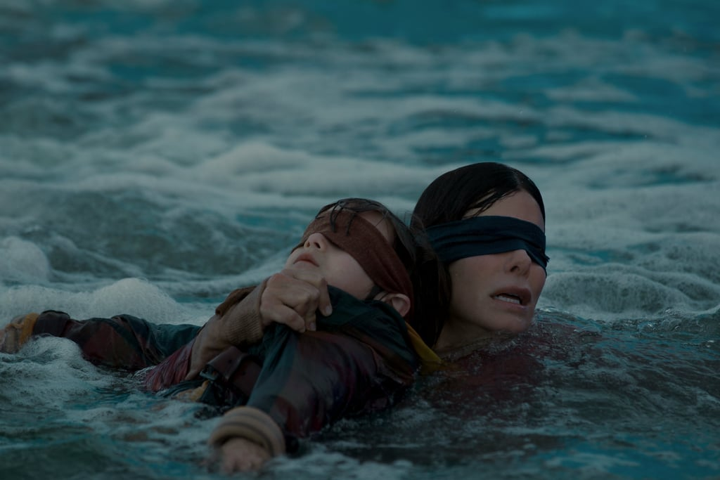 "I ""Can't Hear, Can't Speak, Can't See,"" and Can't Stop Laughing at These Bird Box Memes"