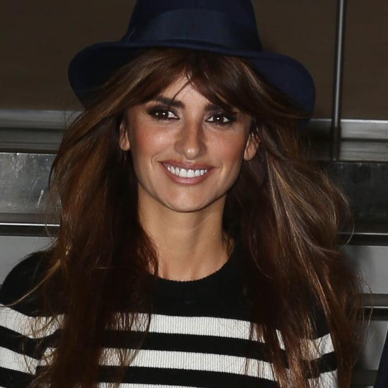Penelope Cruz in Over-the-Knee Boots