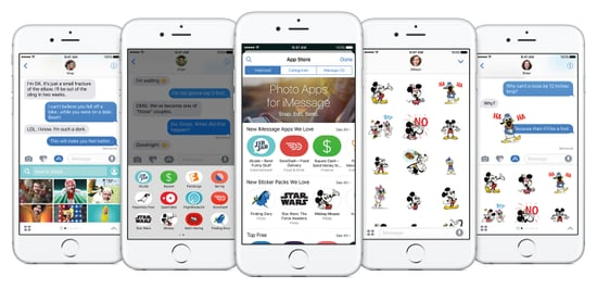 iOS 10 iMessage Details