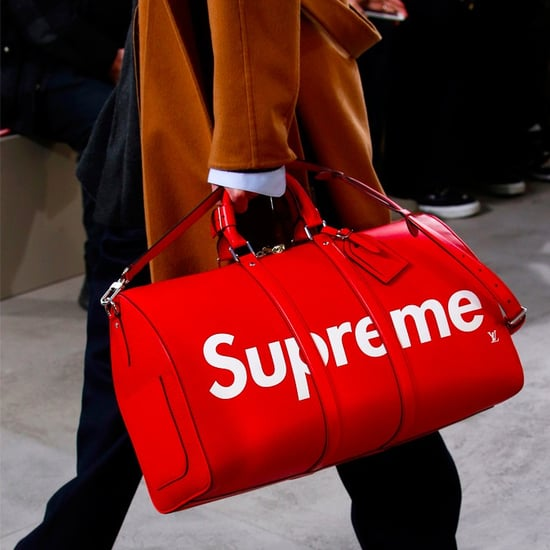 Louis Vuitton and Supreme Collaboration Fall 2017