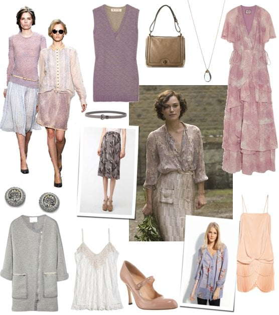Keira Knightley's Ladylike Polish Inspires Spring Outfit