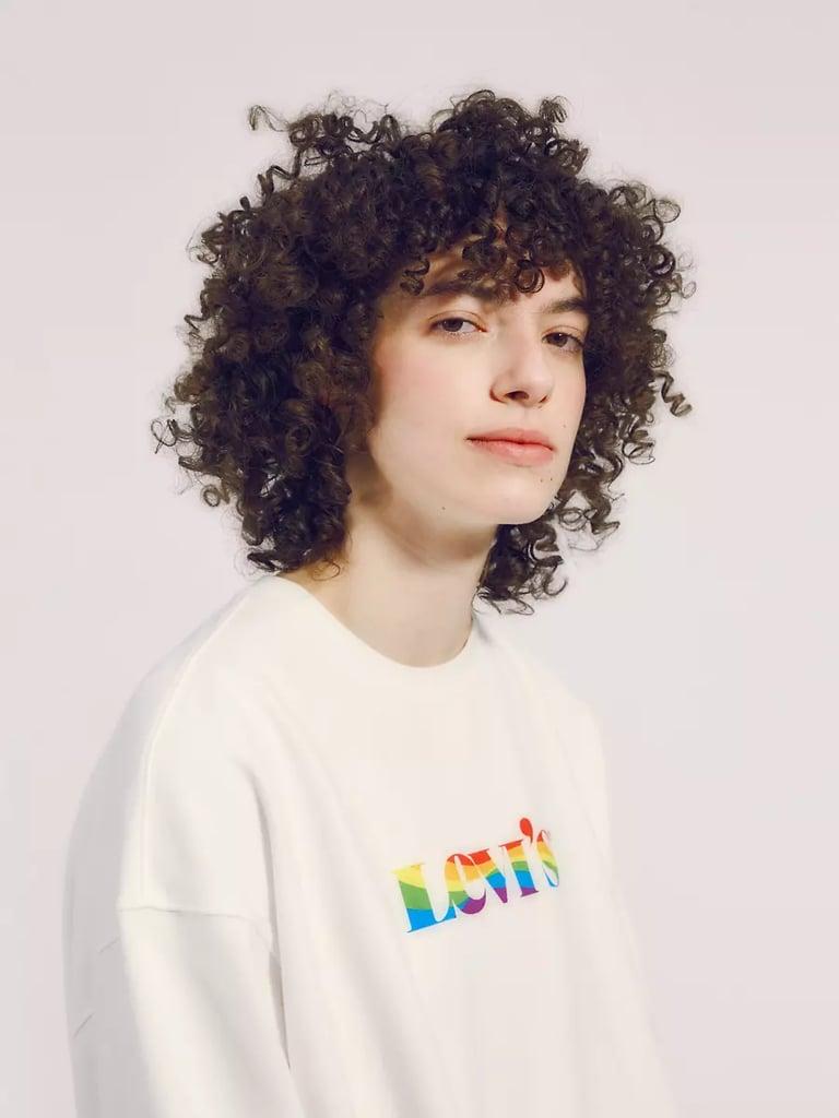 Levi's Pride Relaxed Graphic Crewneck Sweatshirt