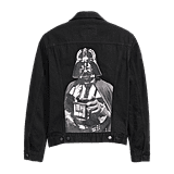 Levi's x Star Wars Darth Vader Black Denim Jacket