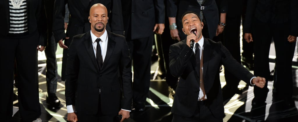 John Legend and Common's Oscars Performance Literally Moved the Audience to Tears