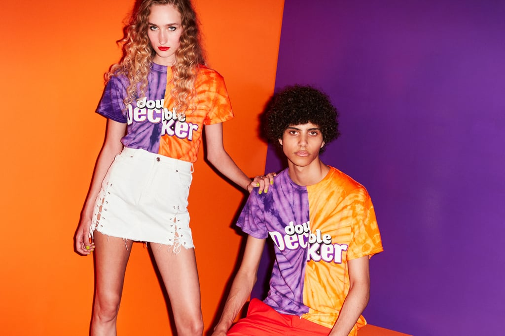 These House of Holland x Cadbury T-Shirts Are a Sweet '90s Dream