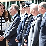 Kate Middleton at Bletchley Park 2014 | Pictures