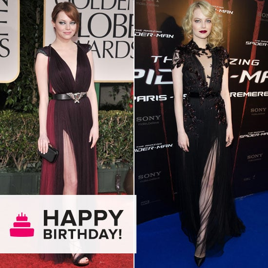 Emma Stone: Double the Fashion, Double the Fun
