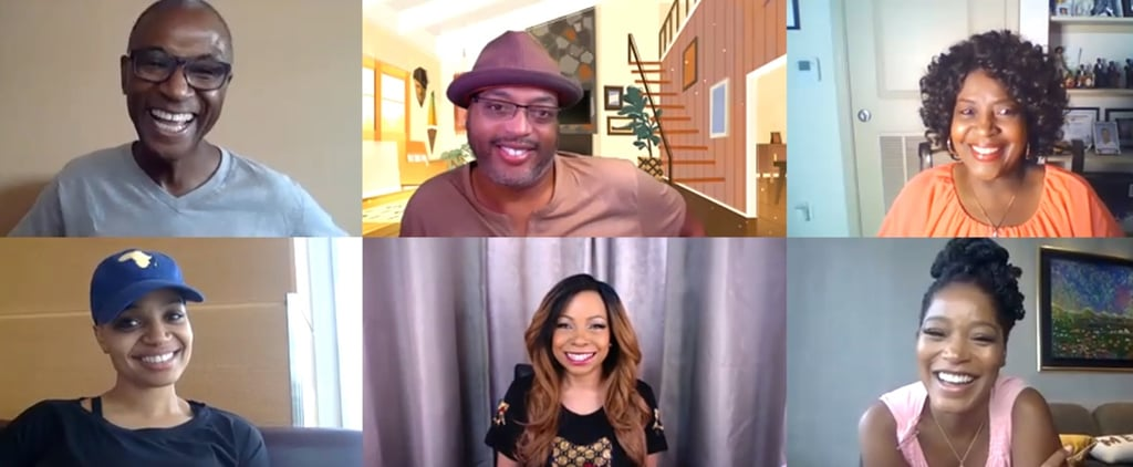 Keke Palmer and The Proud Family Cast Reunion Video