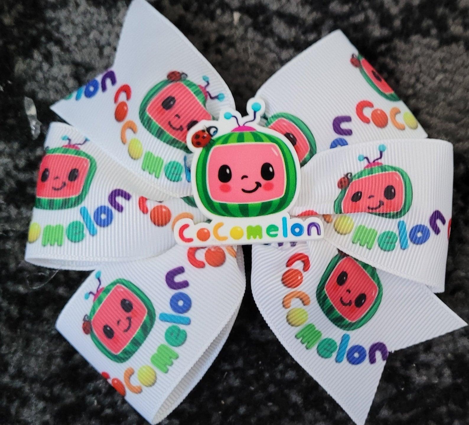 Cocomelon bow