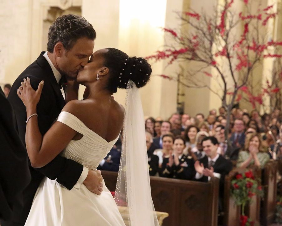 Scandal Olivia and Fitz's Wedding Pictures