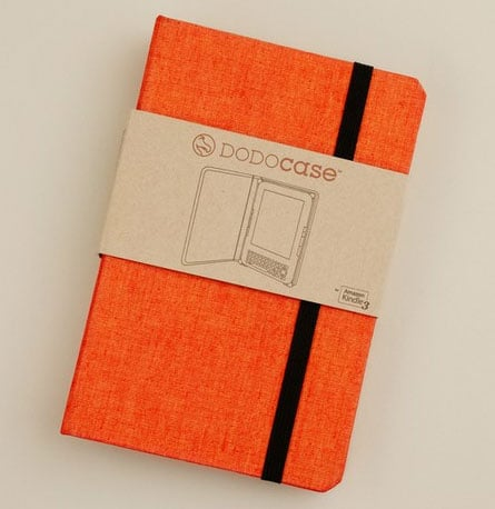 DODOcase for Kindle in dahlia ($60)