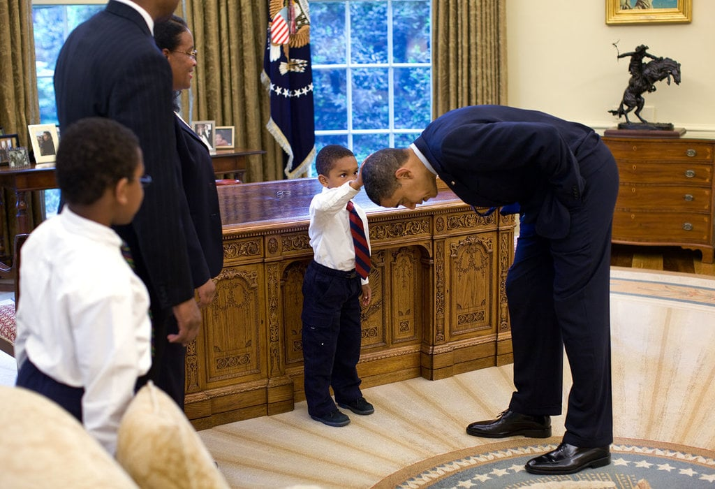 Photos From Obama's First Year as President 2009