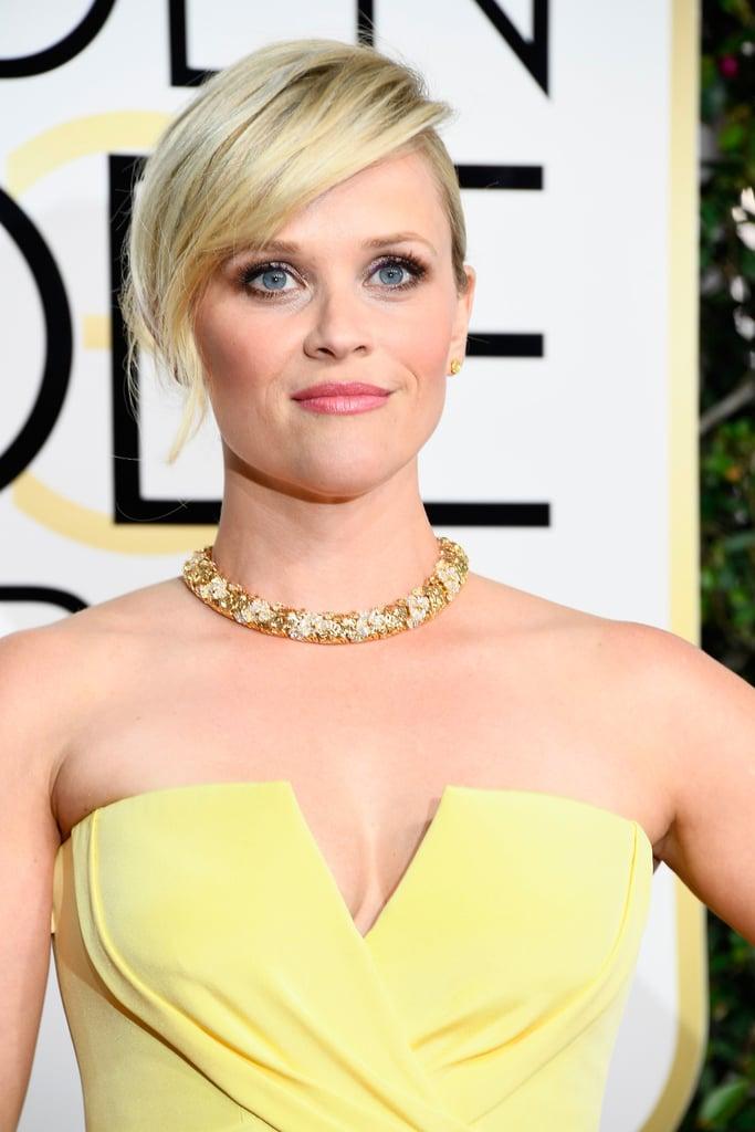 Hair and Makeup at Golden Globes 2017