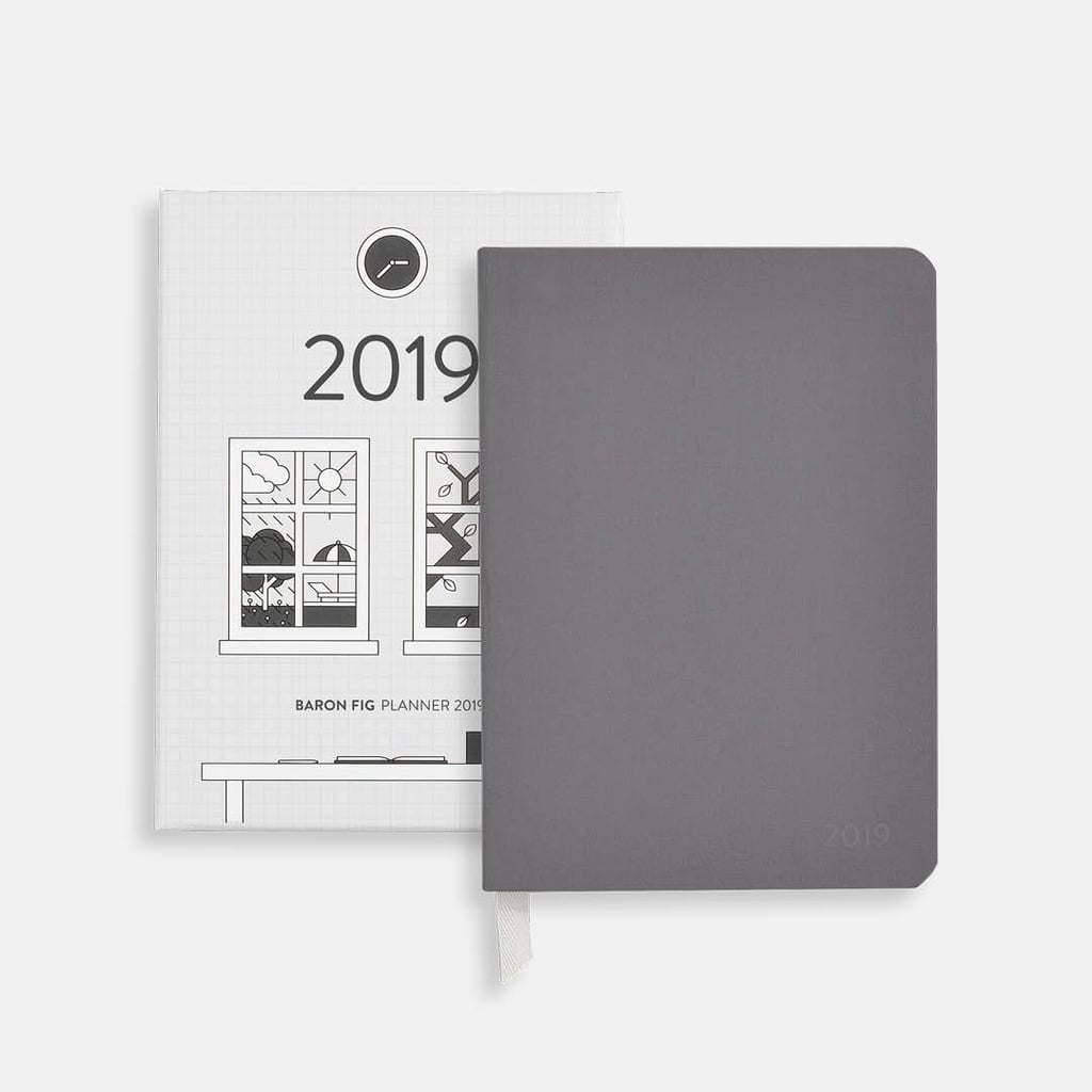 Planner 2019 Special Edition Confidant • Baron Fig
