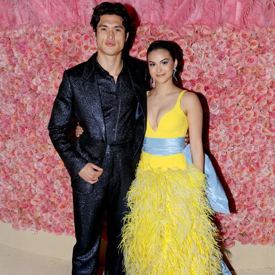 Camila Mendes and Charles Melton at the Met Gala 2019