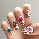 '90s Toys Nail Decals