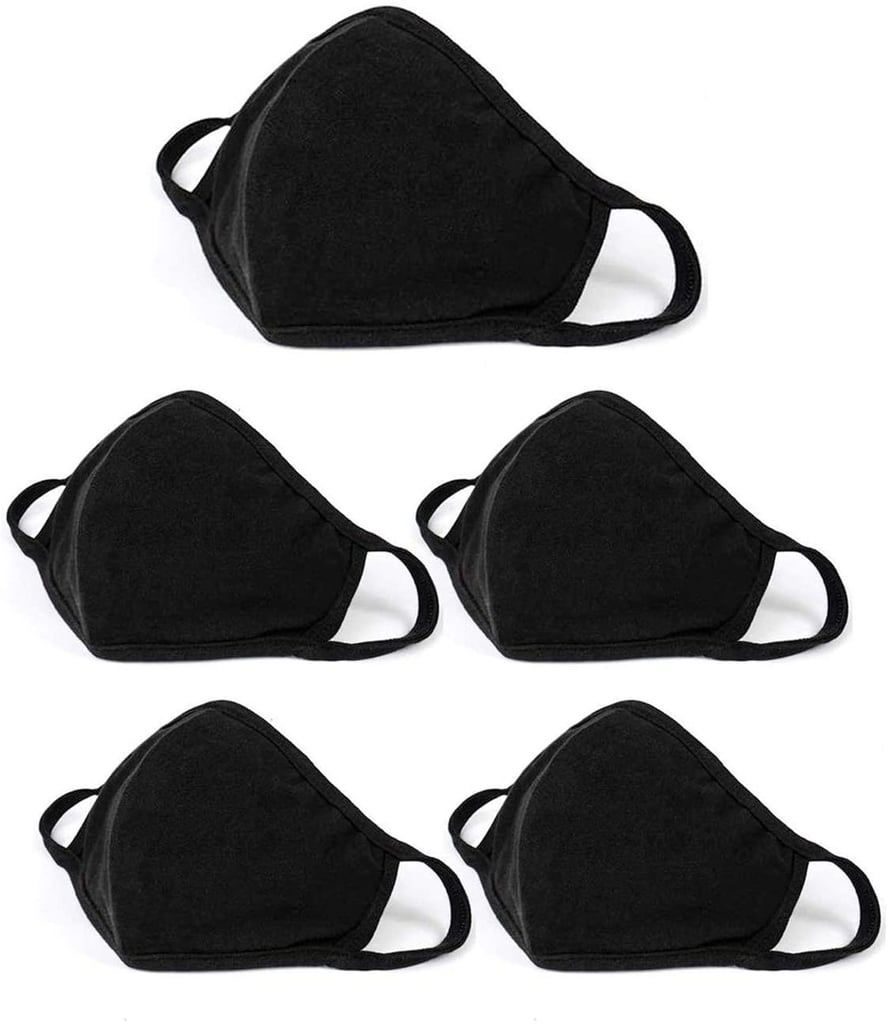 Protective, Reusable Cotton Fabric Face Masks