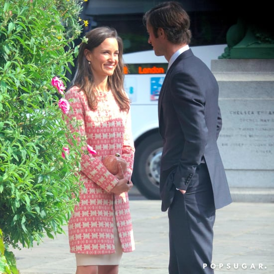 Pippa Middleton and James Matthews Out in London May 2017