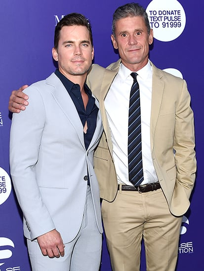 Aww! Matt Bomer Says His Grandparents are His 'Model' for a Long-Lasting Marriage