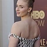 Sophie Turner at the Game of Thrones Season 5 Premiere in 2015