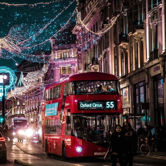 Does Public Transport Run In London At Christmas?