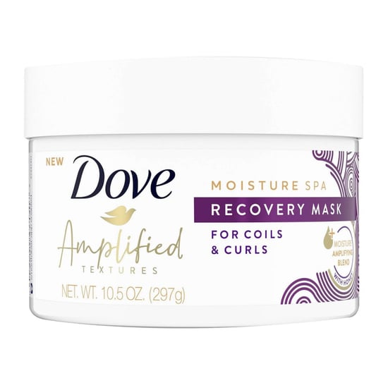 Dove Amplified Textures Hair Mask Review