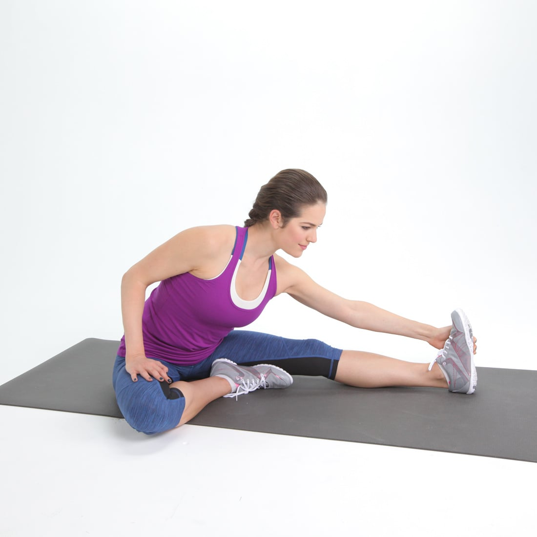 Tight Hamstring: Modified Hurdler Stretch
