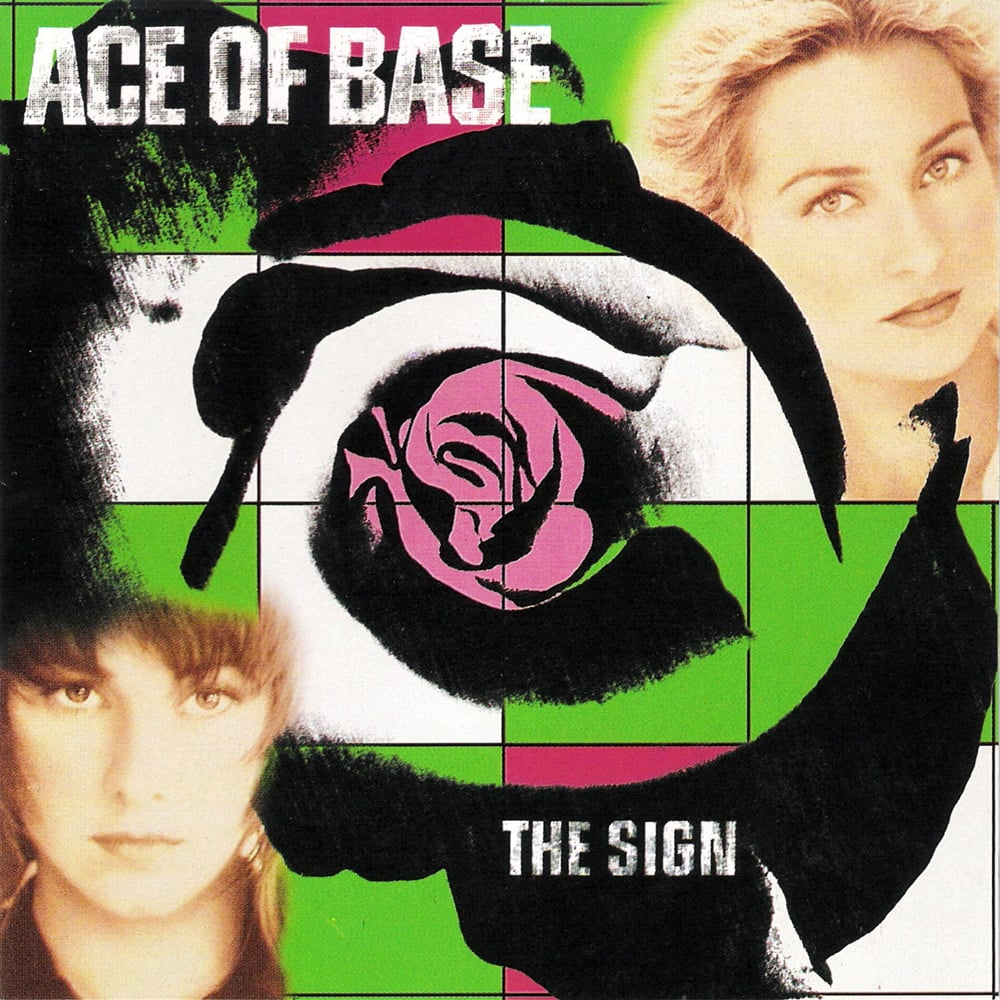 The Sign by Ace of Base I bought my first CD at age 8, and it was Ace of Base's The Sign. I was so, so obsessed with the single, and I remember learning all the words to the rest of the songs before making up awkward dances for each track. Honestly, not much has changed — I still listen to the CD, and I could probably whip out a few of the dances moves if I was feeling brave. — Laura Marie Meyers, assistant news editor