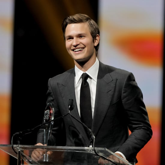 Ansel Elgort on The Anniversary of Fault in Our Stars