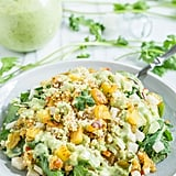 Tropical Quinoa Salad With Coconut Lime Dressing