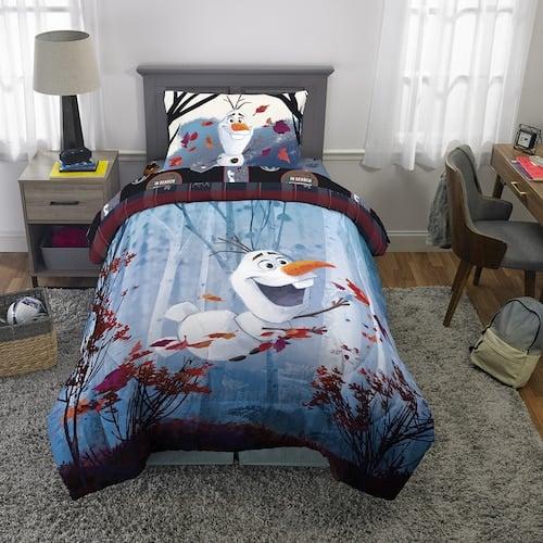 Disney's Frozen 2 Olaf's Adventure Bedding Set