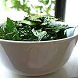 "<a href=""http://www.fitsugar.com/Healthy-Recipe-Kale-Chips-7182555"">Snack: Kale Chips</a>"