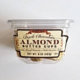 Trader Joe's Dark Chocolate Almond Butter Cups ($4)