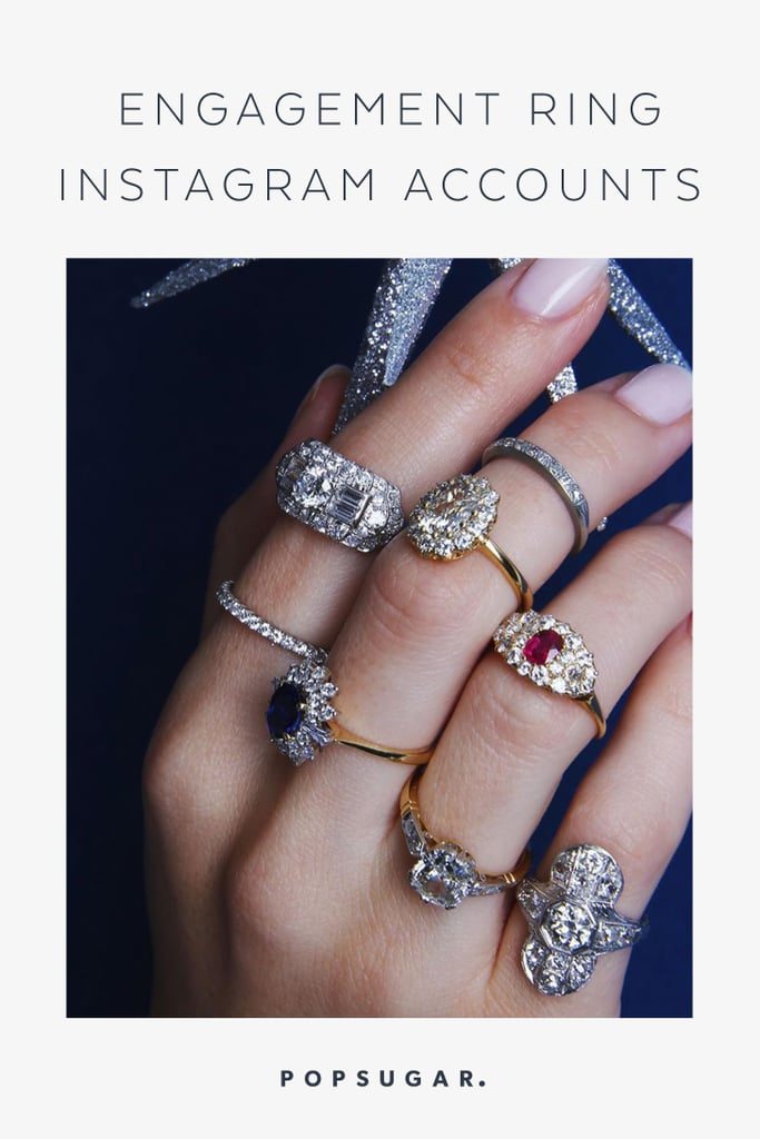 27 Engagement Ring Designers to Follow on Instagram