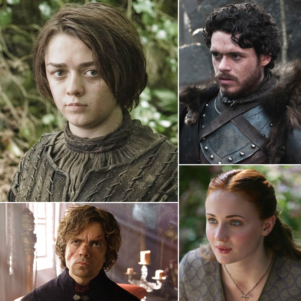 Game of Thrones Season Three Pictures