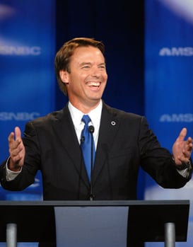Aaron Sorkin to Direct a John Edwards Biopic Based on the Politician