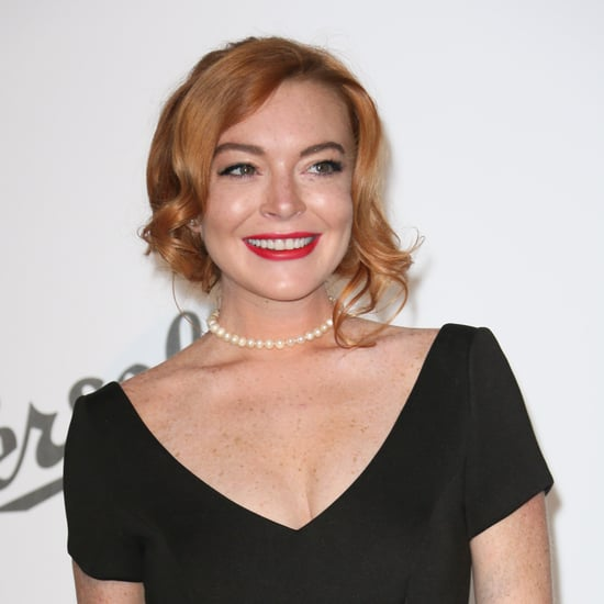 Lindsay Lohan's First Makeup Product Will Be Dual-Purpose
