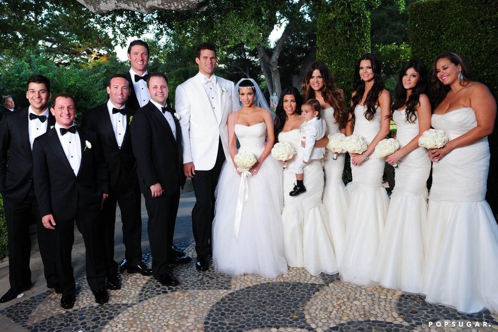 Kim Kardashian's Weddings