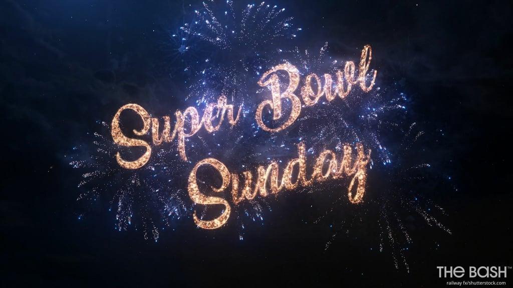 Super Bowl Sunday Zoom Background