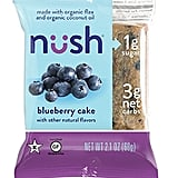 Nush Low-Carb Keto Snack Cakes — Blueberry