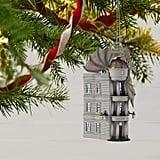Gringotts Wizarding Bank Dragon Christmas Ornament