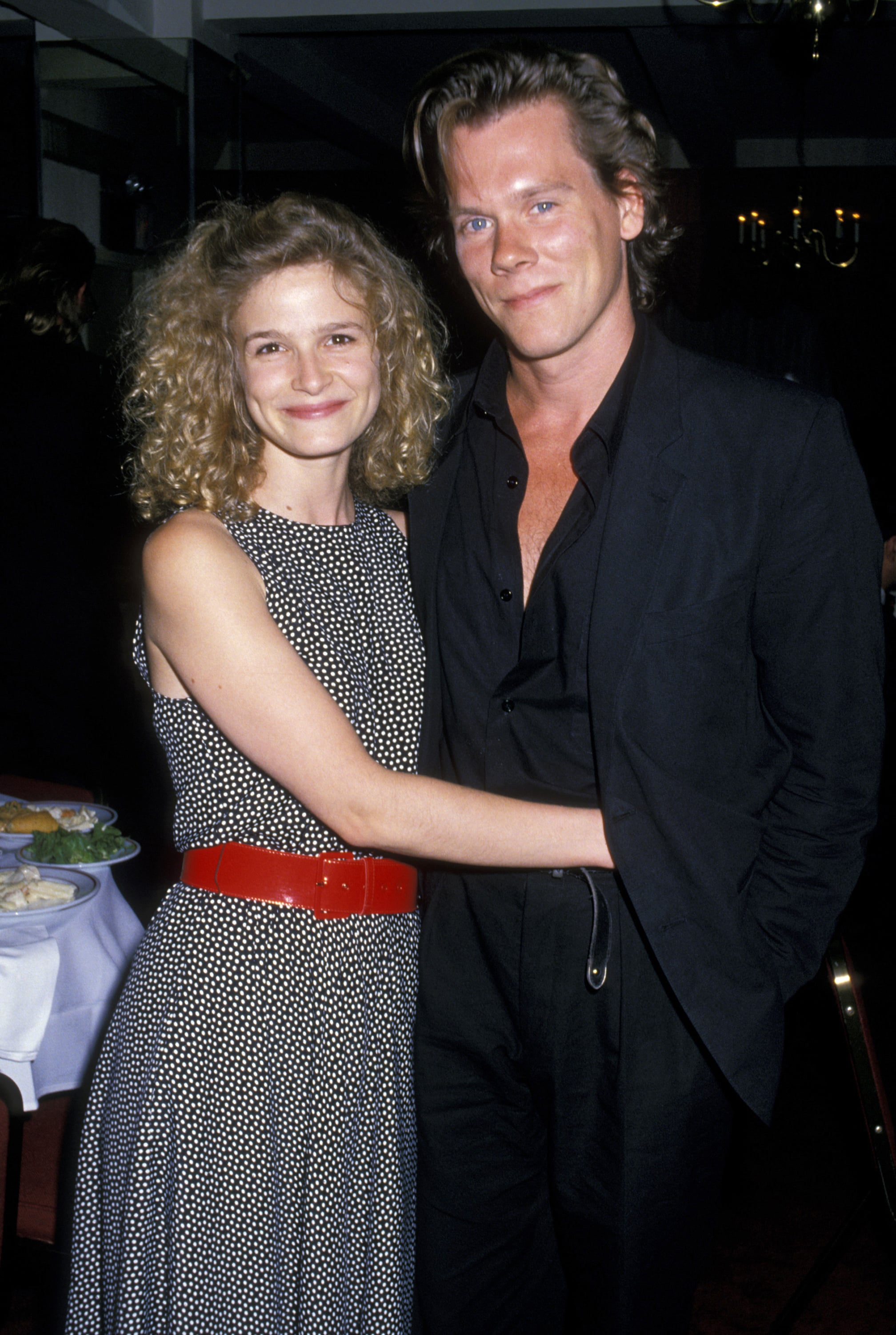 Kyra sedgwick and kevin bacon in 1988 flashback to when for Kevin bacon and kyra sedgwick news