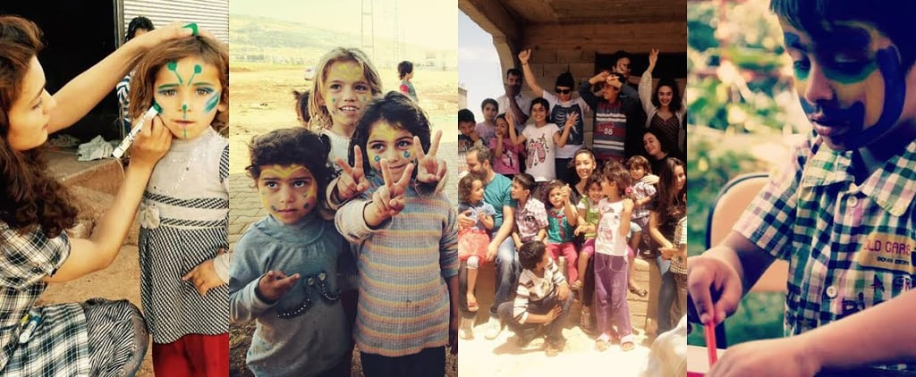 Watanili Charity for Syrian Refugees